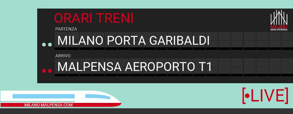 milano porta garibaldi malpensa aeroporto t1